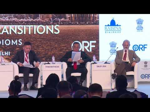 Raisina 2018 | Keynote Address by Ryamizard Ryacudu