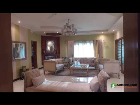 ONE KANAL SUPERB SLIGHTLY USED BUNGALOW FOR SALE IN DHA PHASE 5 LAHORE