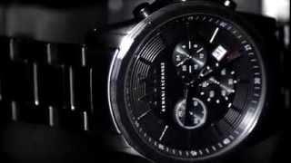 armani exchange designer watch