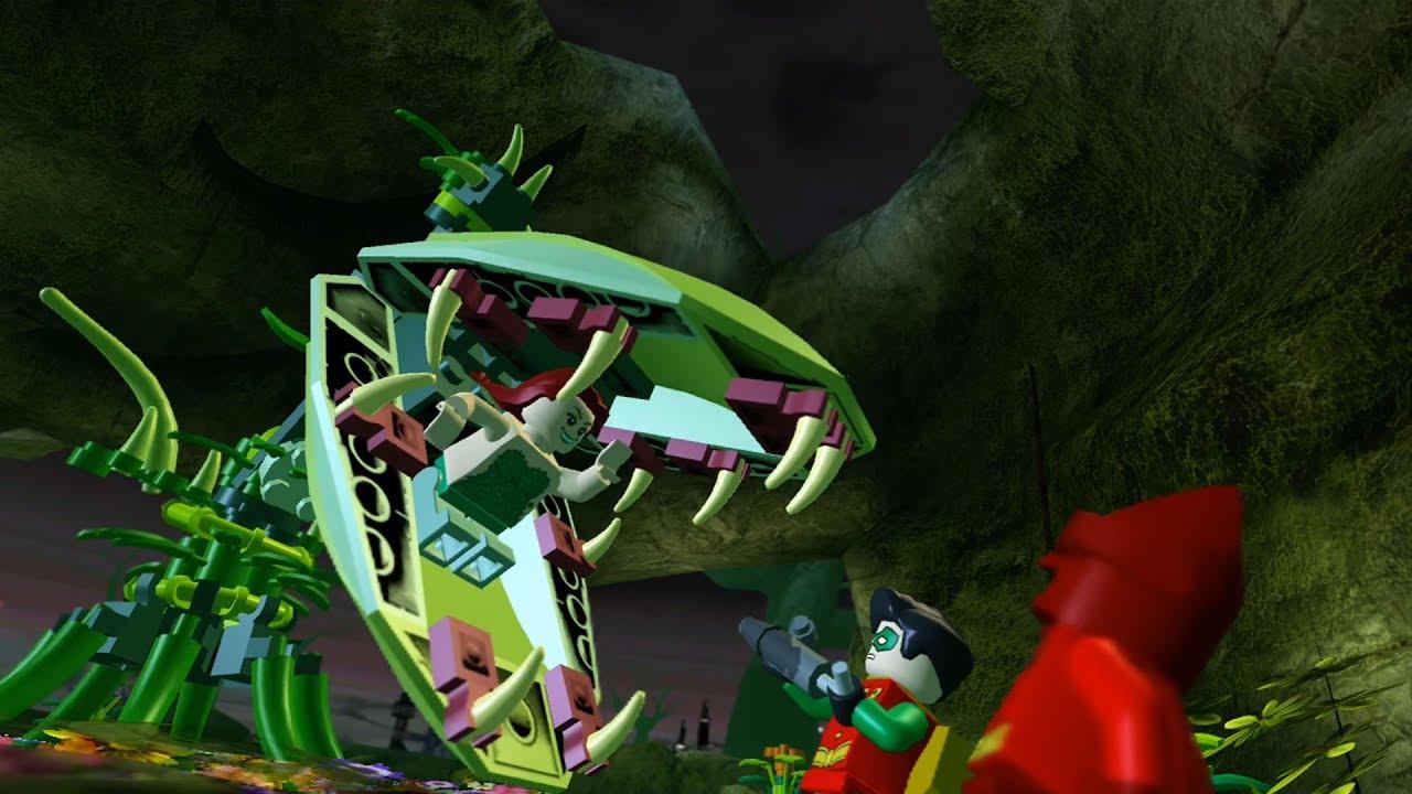 LEGO Batman: The Videogame Walkthrough - The Riddler's ...