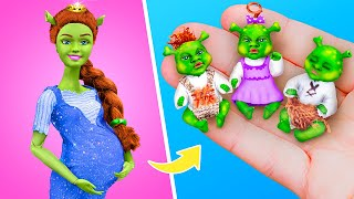 14 DIY Baby Doll Hacks and Crafts / Miniature Baby, Baby Wear and More!