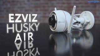 Обзор камеры EZVIZ Husky Air в 4к