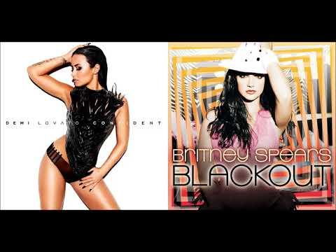Confident Radar (Mashup) - Demi Lovato & Britney Spears