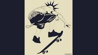 DROP DEMO TAPE 1 90'S PUNK ROCK SKATER MUSIC