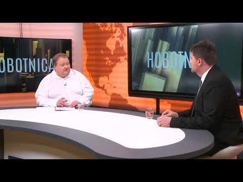 [Video Hobotnica] 31.01.2018 Nova24TV: Tomaž Štih