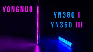 Yongnuo YN360 III Review | Best RGB Led Light WAND