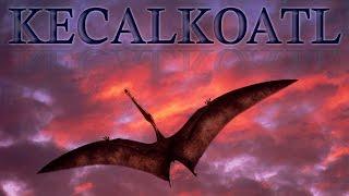 Kecalkoatl - największe latające stworzenie jakie żyło na Ziemi