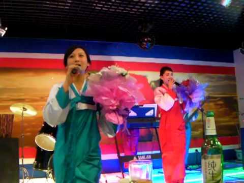 Korean Song in Shanghai