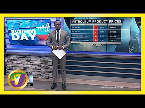 Lower Gas Prices in Jamaica   TVJ Business Day   Jamaica News