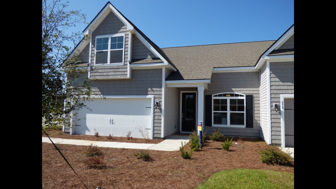 New Townhomes At Cypress Ridge By DR