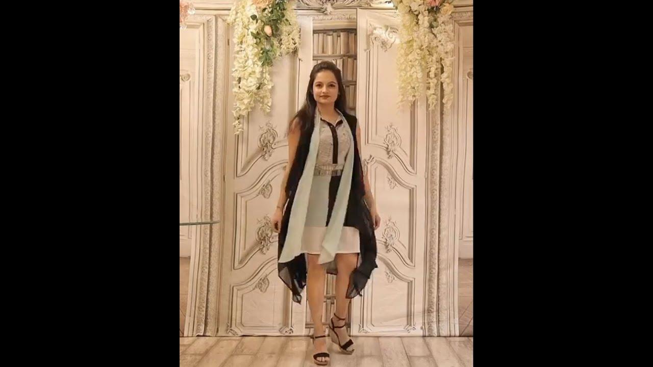 GOPI - Simple Fashion Style Ala GIA MANEK  #shorts