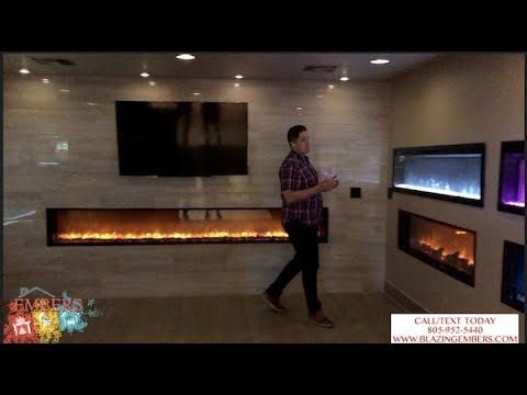 Modern Flames Electric Fireplaces Line Up Whats The Difference