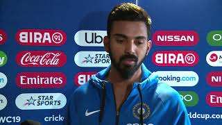 To bat with Rohit is really easy because he takes the pressure off you - KL Rahul