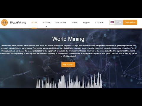 NEW - World Mining Company Launch!