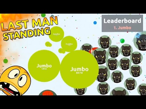 FINISHED THE GAME ?! - Last Man Standing in Agar io (13k & 31k)
