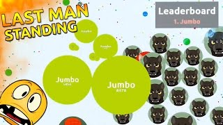 FINISHED THE GAME ?! - Last Man Standing in Agar.io (13k & 31k)