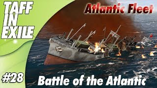 Atlantic Fleet |  Battle of Atlantic | Part 28 - Ambushes Ahoy!