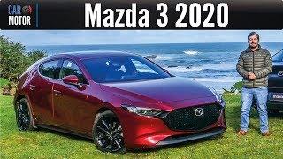Nuevo Mazda 3 2020 - Por fin lo manejamos!😎 🚗 | Prueba / Test / Review