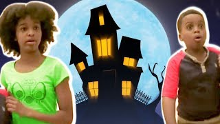 Bad Baby Shiloh And Shasha HAUNTED HOUSE! - Onyx Kids