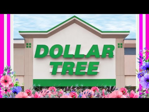 🎀 NEW AT DOLLAR TREE 🎀