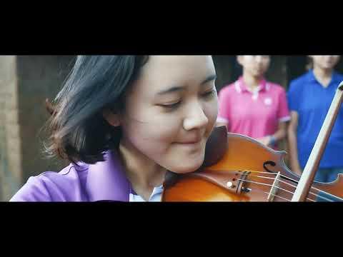 【云合唱】《洒�M天空的星星》 - 雅歌合唱�F(英文字幕)
