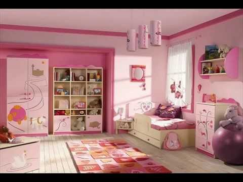 Best Design Idea : 40 Excellent Girl Bedroom wallpaper - YouTube