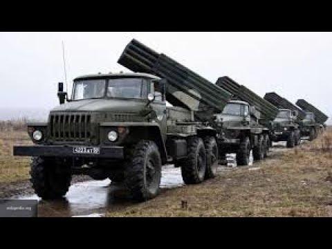 Конец ПЕРЕМИРИЮ! Украина размещает «Грады» на Донбассе
