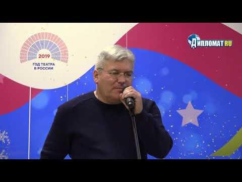 Новогодний книжный салон. Евгений Водолазкин