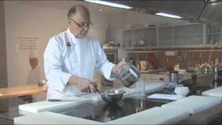 Vanilla Pastry Cream By Pierre-dominique Cécillon For Larousse Cuisine