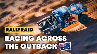 Full Speed Across The Outback In A Trophy Truck | Toby Price Finke '19