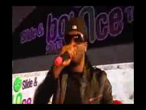 Benin - Glo Slide and Bounce Concert Tour 2013
