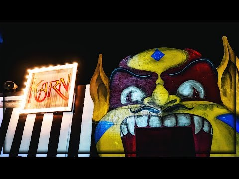 The Scream Zone Del Mar/ The Haunted Trail Balboa Park 2017 I Vlog