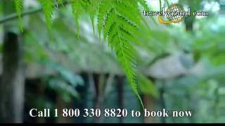 Qamea Resort Video, Fiji Vacations, Spa Resort