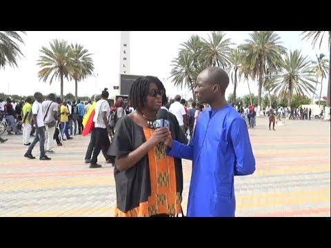 [REPLAY-SENEGAL] Revivez la manifestation du front Anti-CFA à la place de l'obélisque