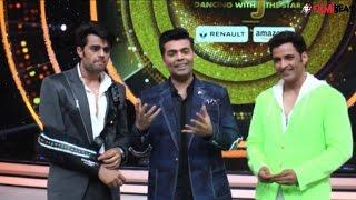 Karan johar speaks up on ganesh hegde's tantrums on sets, watch video | filmibeat