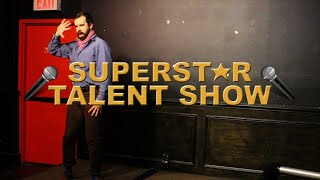 Superstar Talent Show | John St. Denis | Quiche Lorraine