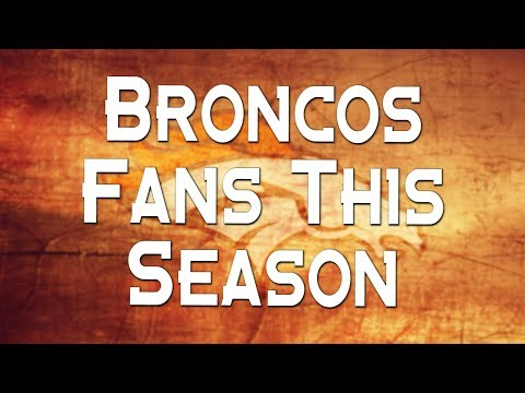 A Season From Hell for Broncos Fans