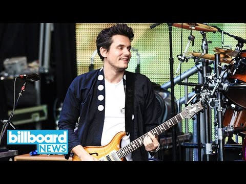 John Mayer Confirms 2017 'The Search for Everything' World Tour | Billboard News