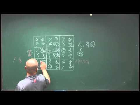 구성학의 활용법 원덕스님 강의
