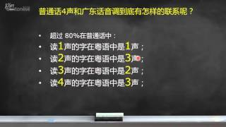 这也许是最有效的零基础粤语 广东话 教程了
