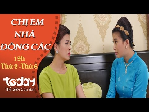 [Trailer phim] Chị em nhà Đông Các | TodayTV
