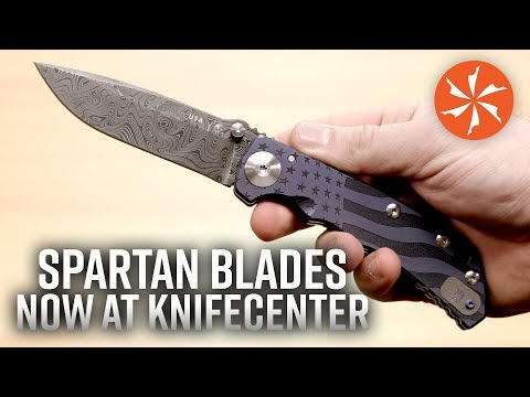 Spartan Blades Combat, Tactical, Utility Knives at KnifeCenter