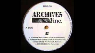 AZ - Your World Don