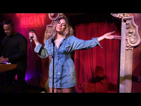 "Dinah Jane ""Heard It All Before""   School Night Hollywood 42919"
