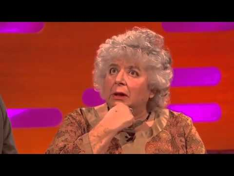 Graham Norton S18E15 Matthew Perry, Miriam Margolyes, Gemma Arterton and Jack Savoretti