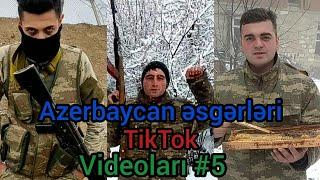Azerbaycan əsgərləri TikTok videoları 5 🇦🇿