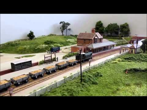 LBSCR ballast train N Gauge