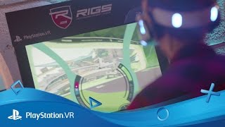 PS VR Developer Diaries | Ep. 3 RIGS: The Making of a VR Sport | PlayStation VR