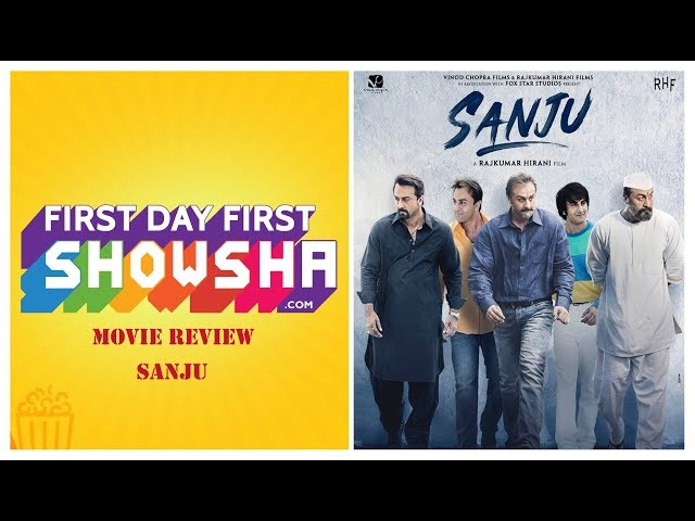 First Day First Showsha: Sanju - Movie Review