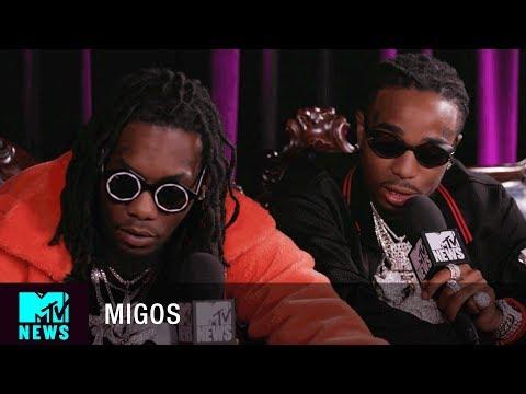 Download Youtube: Migos Talk 'Culture 2' & Collabing w/ Travis Scott, Drake & More   MTV News